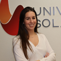 Marta Alonso, human resources director