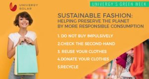 sustaniable fashion