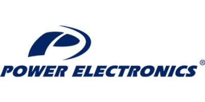 Logotipo Power Electronics
