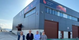 Univergy Solar opens its first franchise of solar self-consumption in Barcelona