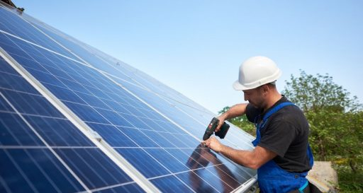 Security for solar power systems
